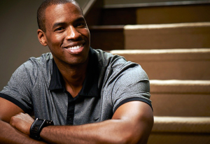 NBA player Jason Collins recently announced he is gay. (Kwaku Alston for Sports Illustrated.)
